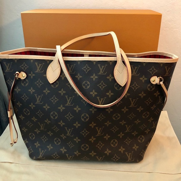 5bb6d97dff02 Authentic Louis Vuitton Monogram Neverfull MM🌺. Louis Vuitton.  M 5cac56e71153ba13abbf58d7. M 5cac56e826219fc1ddc1358f.  M 5cac842ade696afbe39edef2